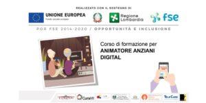 Corso gratuito per Animatori Anziani Digital